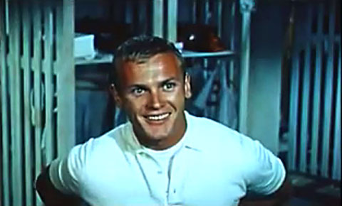 Tab Hunter, the handsome heartthrob of Hollywood's golden age, has passed away at the age of 86 in his home in Santa Barbara, California.