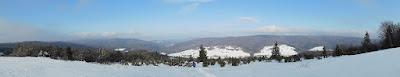 Panorama w kierunku doliny Żydołczyka.