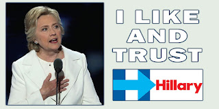 Hillary Clinton for President 2016: Like and Trust