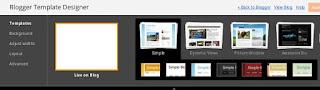 Blog template customize