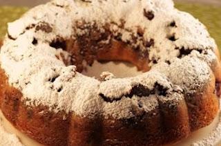 blueberry crunch coffee ring recipe