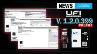 UFI Software version 1 2 0 399 For UFi BOX & UFi Dongle