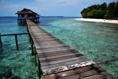 pantai arimun Jawa