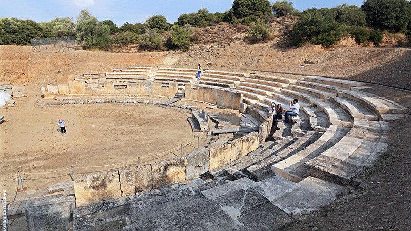 Για πρώτη φορά συναυλία κλασσικής μουσικής στο Αρχαίο Θέατρο Μαρώνειας