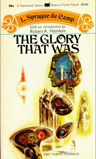 1971 vintage science fiction collector The Glory That Was