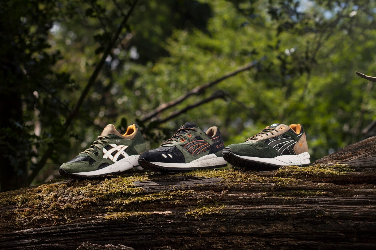 asics tiger winter trail pack winter is coming. Black Bedroom Furniture Sets. Home Design Ideas
