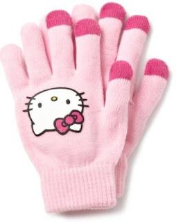 Gambar Sarung Tangan Hello Kitty 8