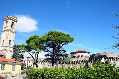 Forteca zwana też Cytadelą Firmafede