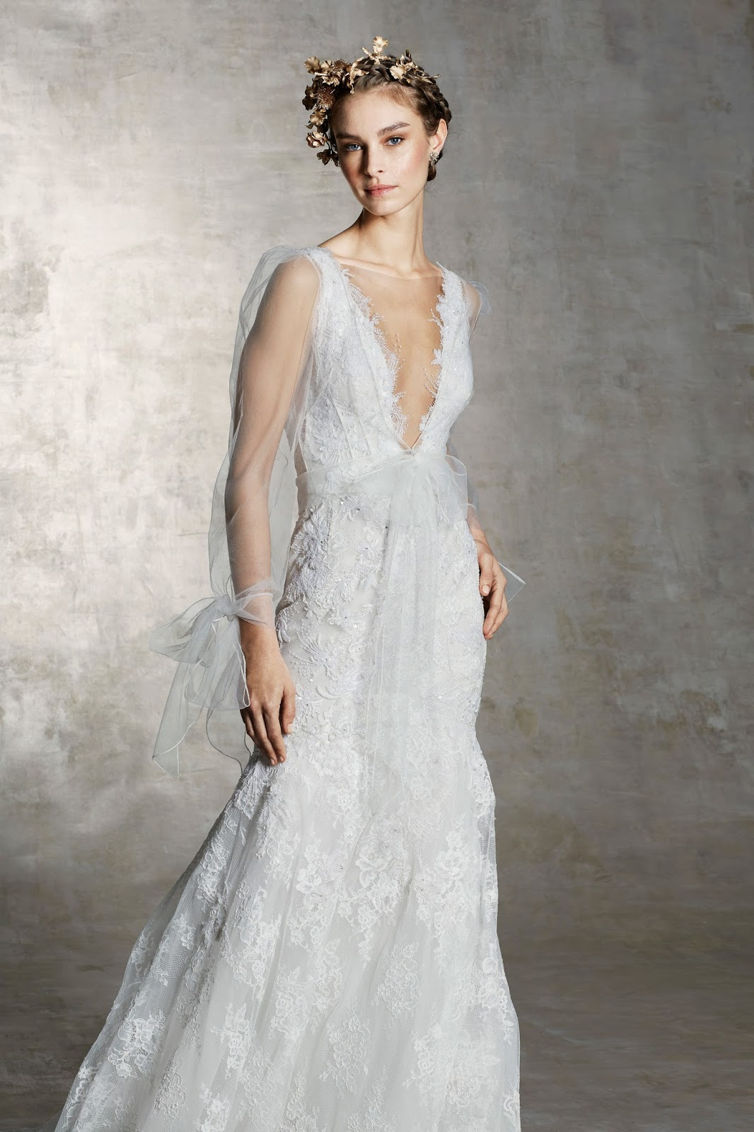 Mom\'s Turf: Gorgeous Bridal Gowns: Marchesa Bridal Spring 2019 ...