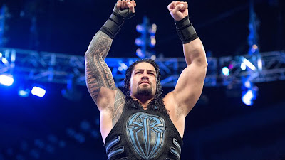 Roman Reigns Action HD Picture