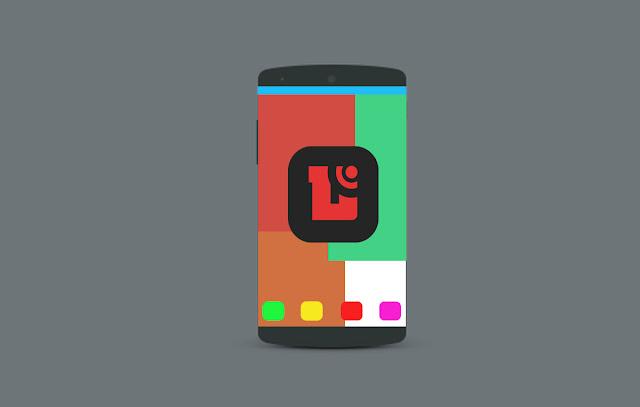 tips mengganti tampilan android, cara mengganti tampilan android, cara mengganti launcher font icon android