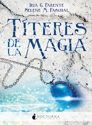 Portada del libro Títeres de la magia de Iria G. Parente y Selene M. Pascual