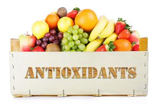 Manfaat dan Pentingnya Antioksidan Untuk Tubuh Kita
