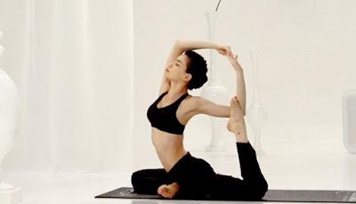 tự tập yoga tại nhà