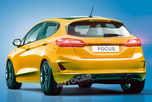 2019 Ford Focus Rumors