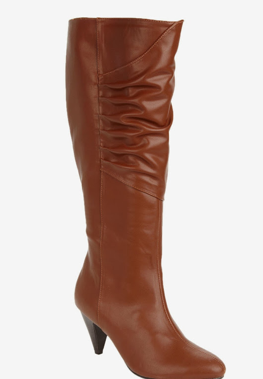 Boots for plus size women