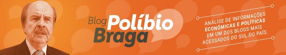 Jornalista Polibio Braga