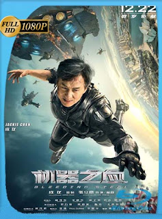 Bleeding Steel​ 2017 HD [1080p] Latino [GoogleDrive] SilvestreHD