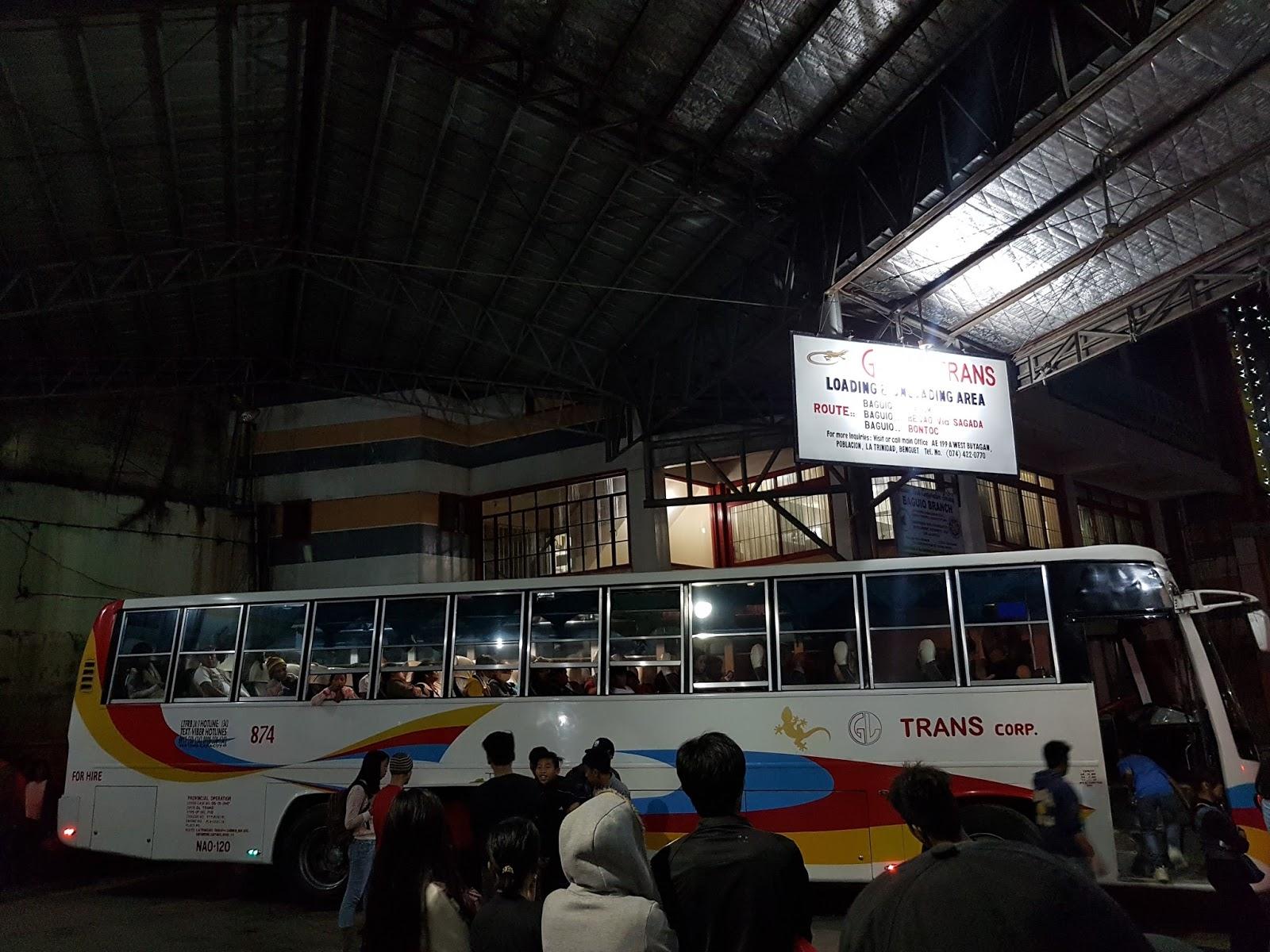 GL Trans in Dangwa