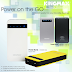 Staying at full battery at all times with high conversion efficiency with KINGMAX power bank