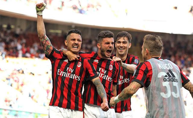 Lazio Dikalahkan AC Milan di San Siro