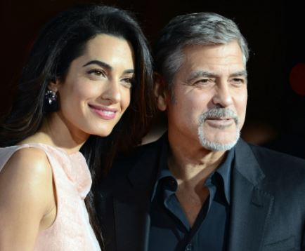 George and Amal Clooney make a $1 million donation to combat hate groups in America