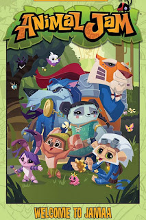 "Adelanto del cómic ""Animal Jam"" de National Geographic"