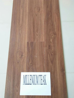lantai parket eazyfloor type milenium teak