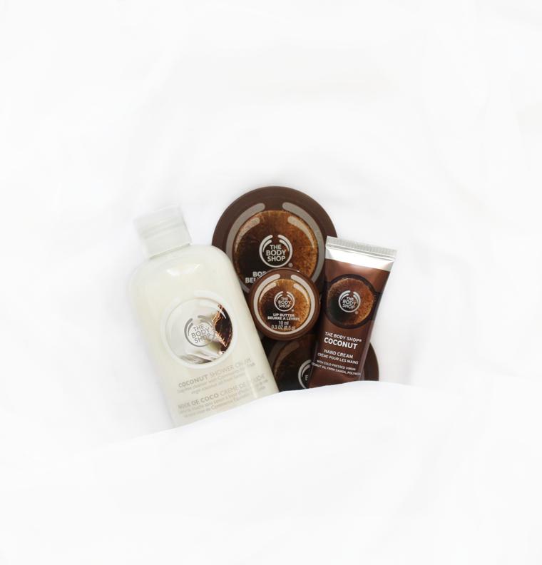 Nowości w mojej kosmetyczce Sierpień 2016 The Body Shop Coconut