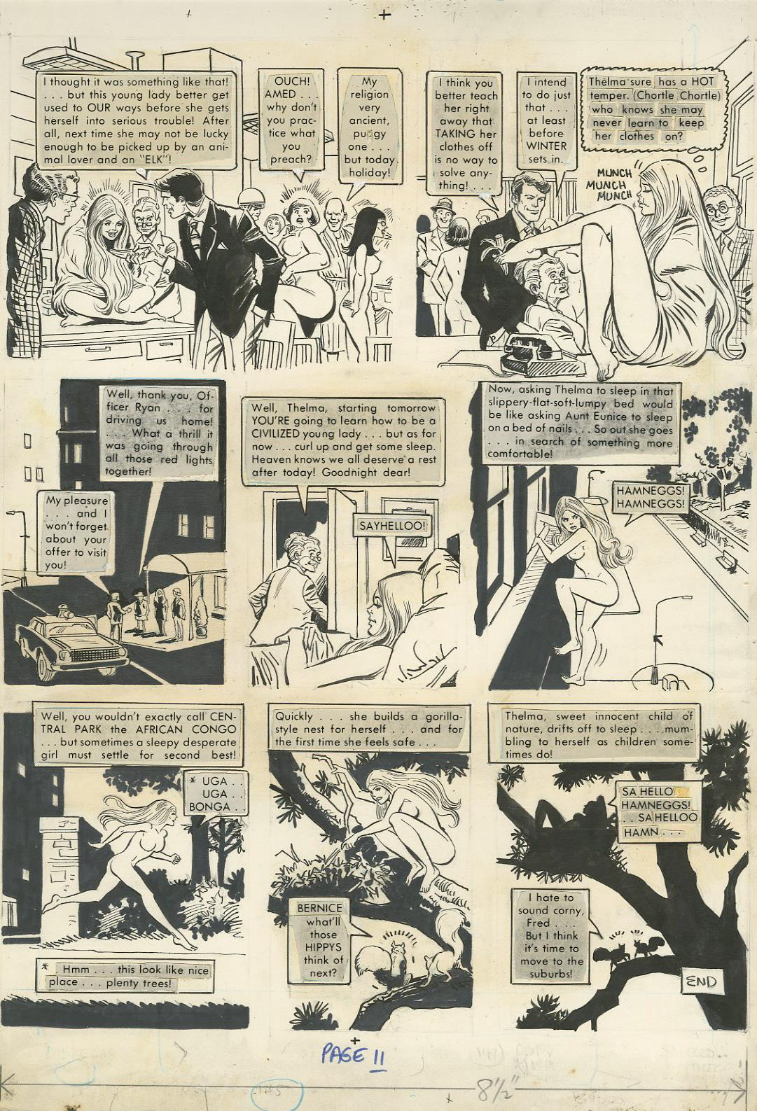 The Bronze Age Of Blogs Ross Andru Mike Espositos Up Your Nose Hi Hansithe Codes Do Point To An Electrical Problem With Transfer Bit 1st Issue From Original Art Sites Around Net Like Heritage But If Anybody Has Scans Actual Id Obviously Love See That