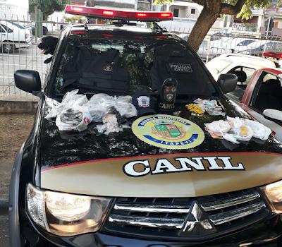 Operação policial manda seis em cana na cidade de Barueri - SP