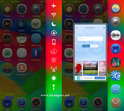 Anisette is a deck alternative cydia tweak which brings centralized hot bar for apps and shortcuts. It is similar to the previous cydia tweak called Deck but Anisette has lots of new features in it.