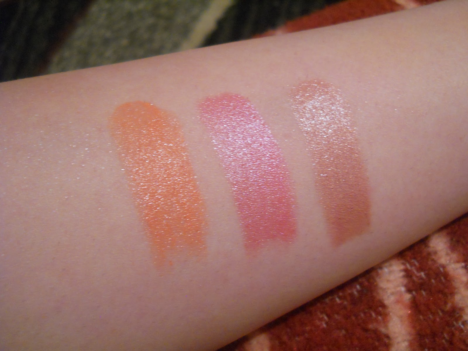 Stef Said Review And Swatches Rujuri Miss Sporty