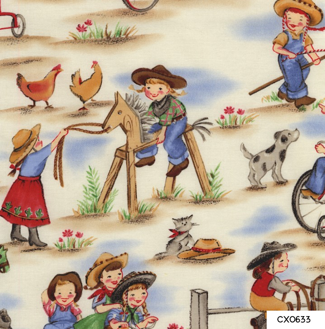http://www.michaelmillerfabrics.com/lil-cowgirls.html