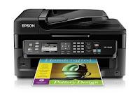 Epson WorkForce WF-2540 driver download Windows 10, Mac, Linux