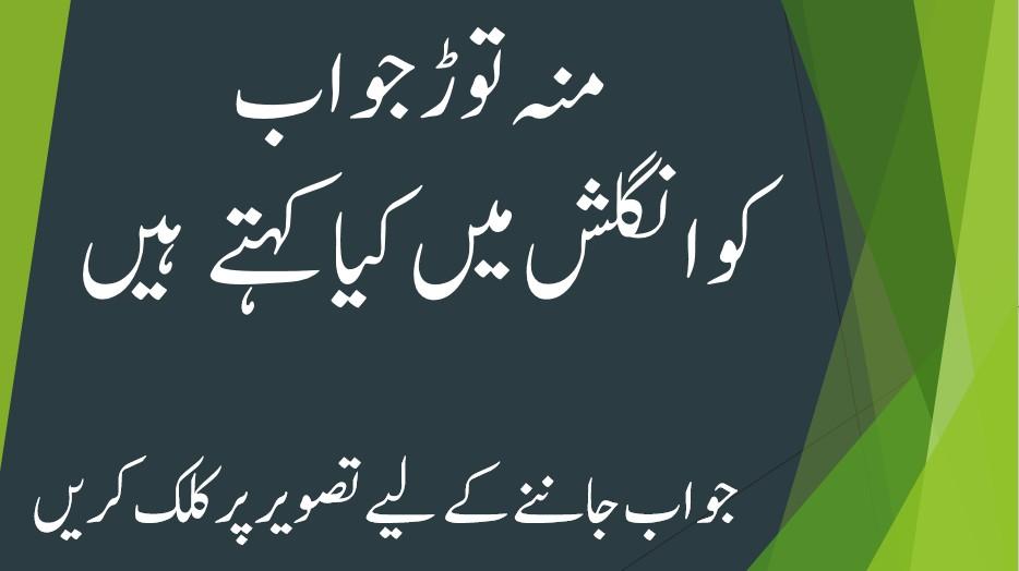 Sook meaning in urdu