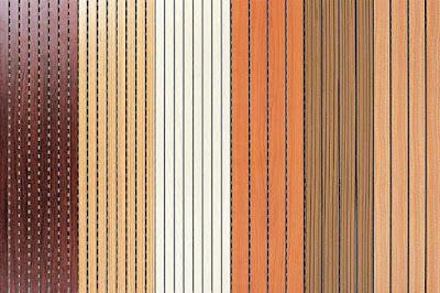 Tìm hiểu sp gỗ tiêu âm xẻ rãnh