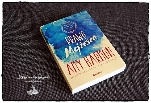 """Powstało kolejne """"Prawo Mojżesza"""" Amy Harmon"""