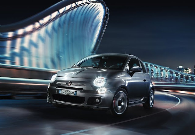 2013 Fiat 500S Review