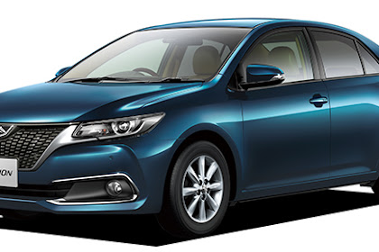 TOYOTA ALLION A15 (2016) Full Specifications