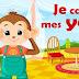 chansons pour enfants en français( Je cache mes yeux )