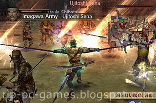 Download Samurai Warriors 2 PC Full RIP Version