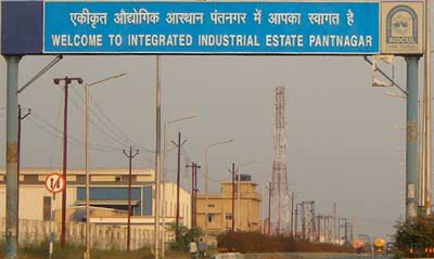industrial development in rudrapur