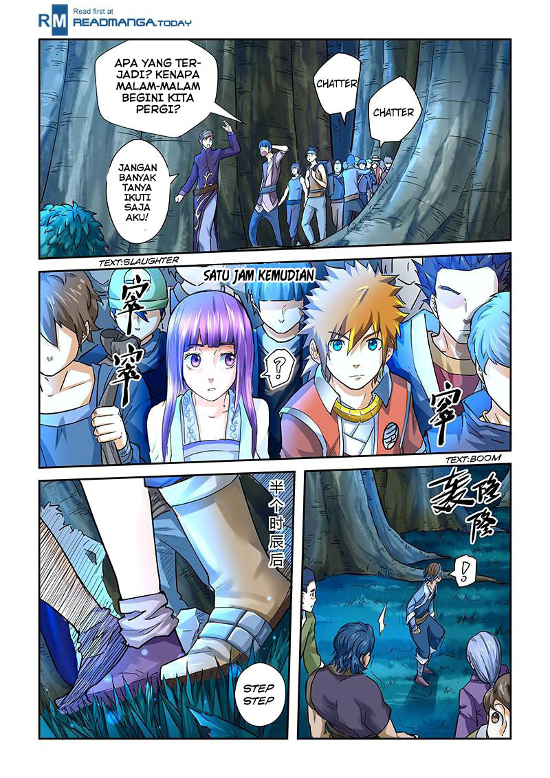 Tales of Demons and Gods Chapter 42