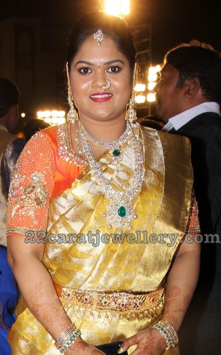 Guests at Talasani Srinivas Daughter Wedding