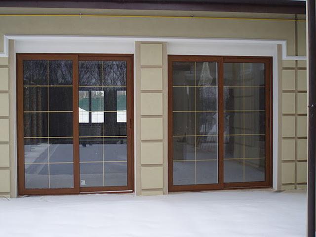 cửa nhôm kính đẹp - mẫu thiết kế số 2