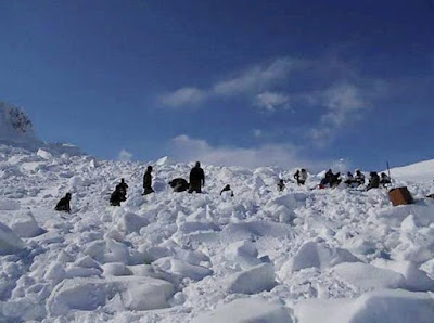Indian Army Soldier Survived 6 Days Under 25 Feet Ice at Siachen