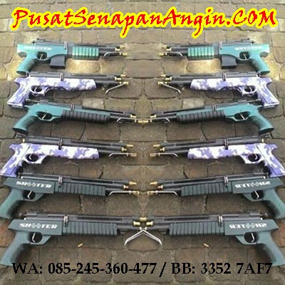 Senapan Angin Gejluk Mini Dual Power PCP