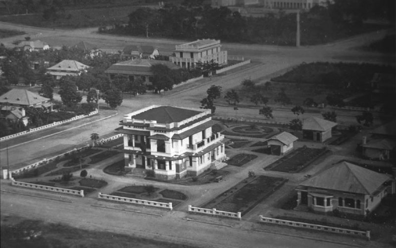 Kinshasa Then And Now Leopoldville 1923 The Governor S