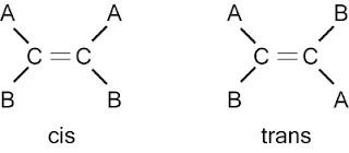 isomer geometri